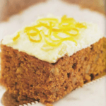 SIMPLE STEPS TO PRODUCE MOUTHWATERING CARROT CAKE