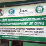 APPLY FOR IFAD VALUE CHAIN DEVELOPMENT PROGRAMME