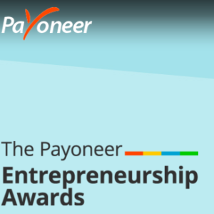 Apply for Payoneer Entrepreneurship Prize Award
