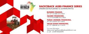 Agrifinance Series